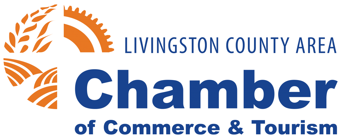 Livingston County Area Chamber of Commerce & Tourism Logo