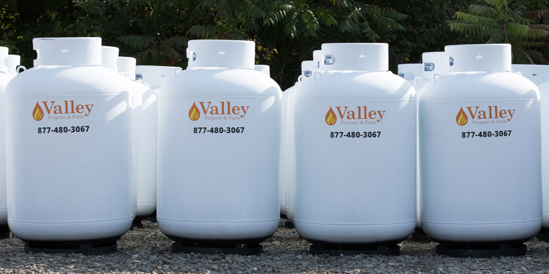 Valley Propane Tanks